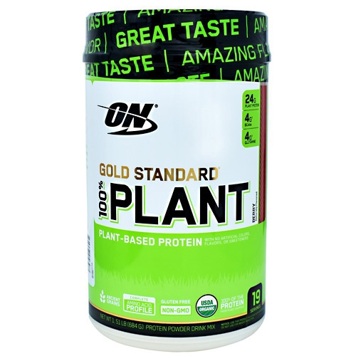 Special Section Gold Standard 100% Pianta Proteina Bacca Bacca 0.7kg A Wide Selection Of Colours And Designs Endurance & Energy Bars, Drinks & Pills