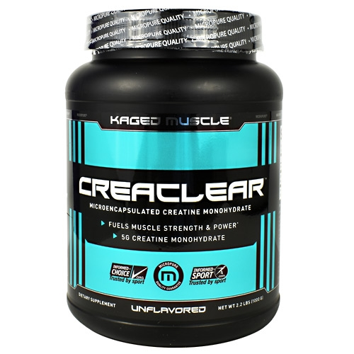 Lovely Creaclear 178 Portions Par Kaged Muscle To Assure Years Of Trouble-Free Service Endurance & Energy Bars, Drinks & Pills Health & Beauty