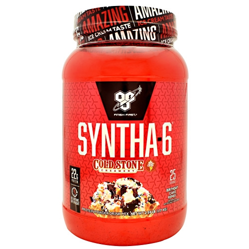 Endurance & Energy Bars, Drinks & Pills Careful Frio Piedra Cremery Syntha-6 Tarta Cumpleaños Remix 1.2kg Delicacies Loved By All Vitamins & Dietary Supplements