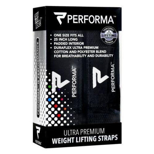 Poids Levage Sangles Black 1 Chaque Par Perfectshaker Modern Design Health & Beauty Endurance & Energy Bars, Drinks & Pills